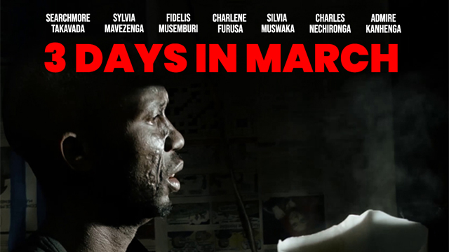 3 DAYS IN MARCH